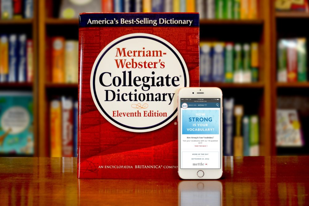 Merriam Webster Added Millennial Themed Words