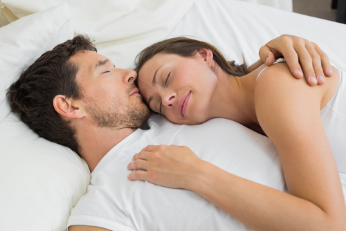 Sex With A Sleeping Partner 97