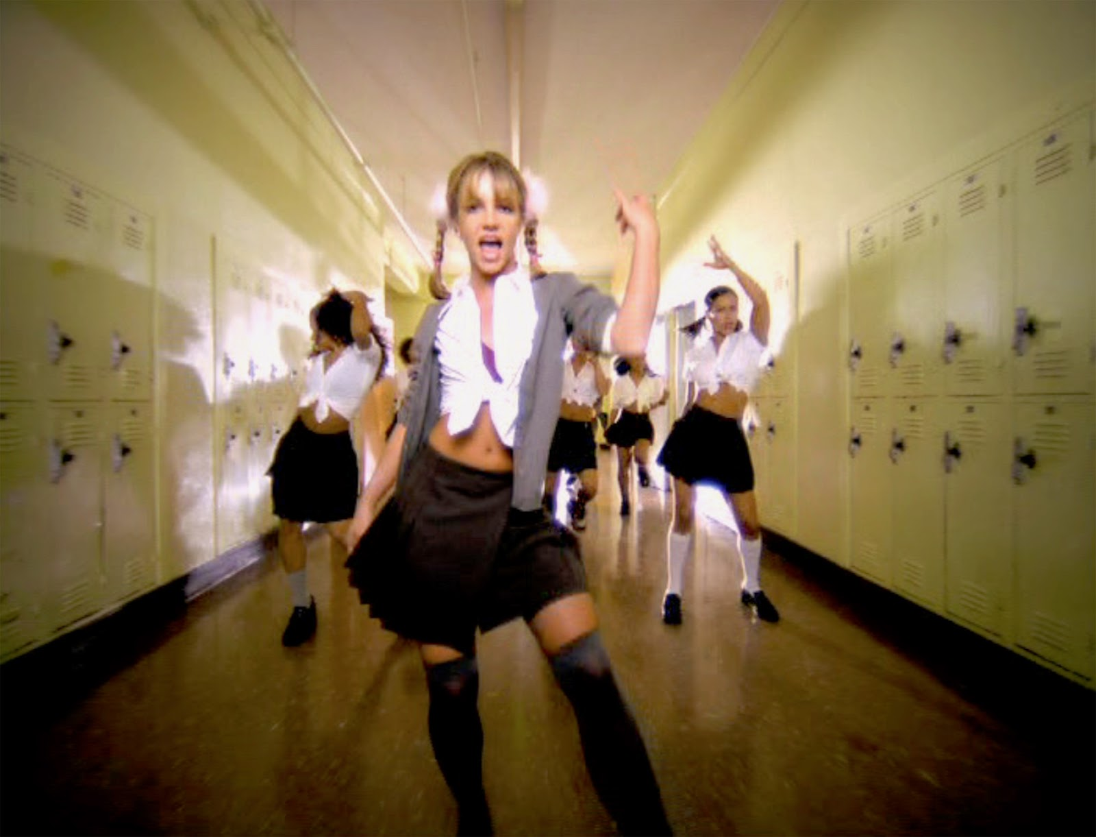Britney spears baby one more time video download archive.