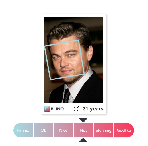 This website measures your 'attractiveness ' Let's test it