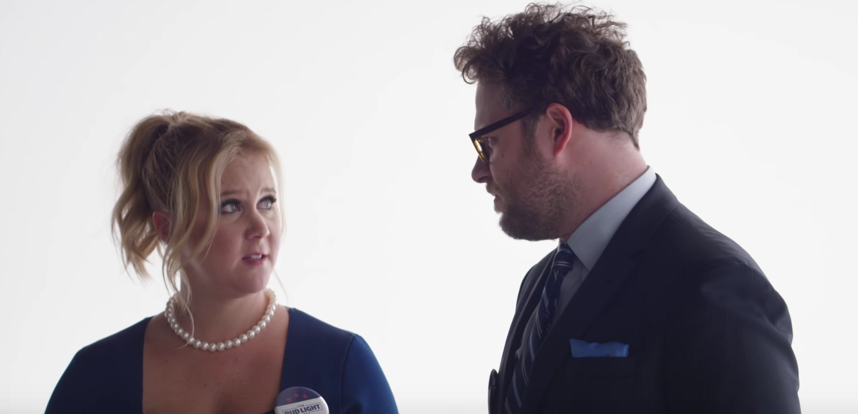 Amy schumer and seth rogens bud light ad might be the best reason amy schumer and seth rogens bud light ad might be the best reason to watch the super bowl aloadofball Gallery
