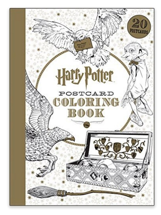 we for real need this harry potter coloring book - Harry Potter Coloring Books