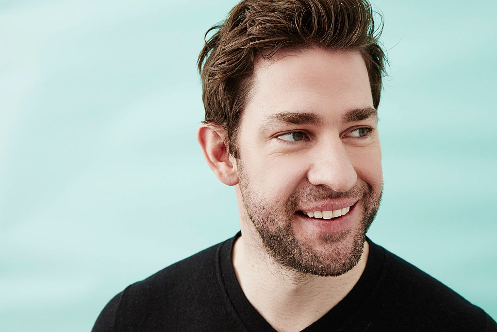 John Krasinski of 'The Hollars' poses for a portrait at the 2016 Sundance Film Festival Getty Images Portrait Studio Hosted By Eddie Bauer At Village At The Lift on January 24, 2016 in Park City, Utah