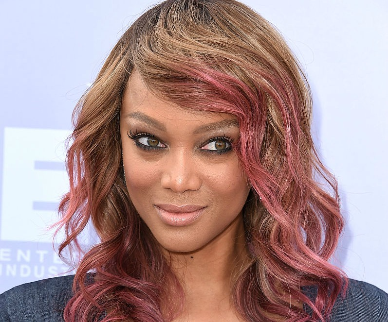 Tyra Banks announced the birth of her baby boy in the sweetest way