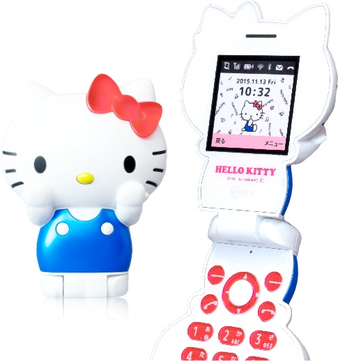 This Hello Kitty phone can't take selfies, but we still need it immediately
