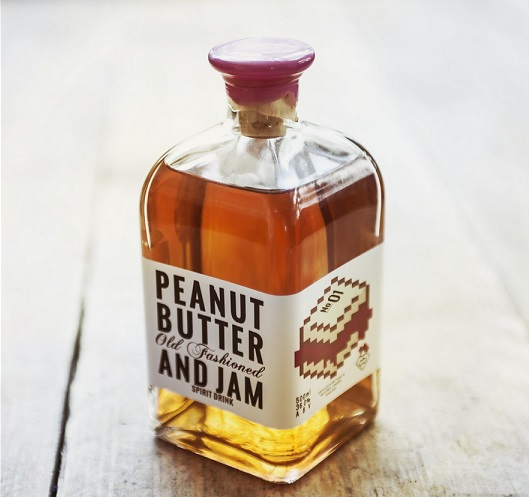 Now you can have your peanut butter and jelly, and drink it, too
