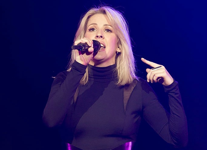 A magazine majorly misquoted Ellie Goulding about her health—so she's taking action