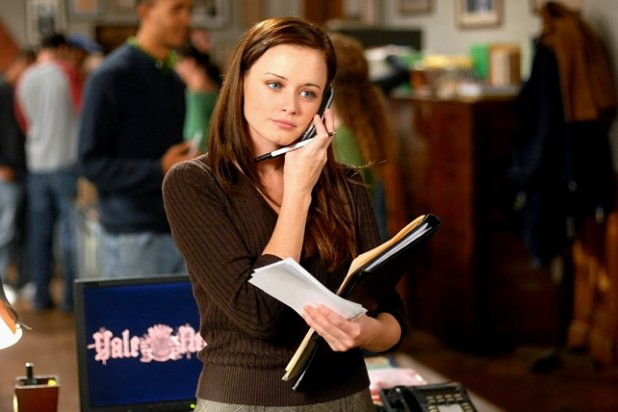 Everything I know about hard work I learned from Rory Gilmore