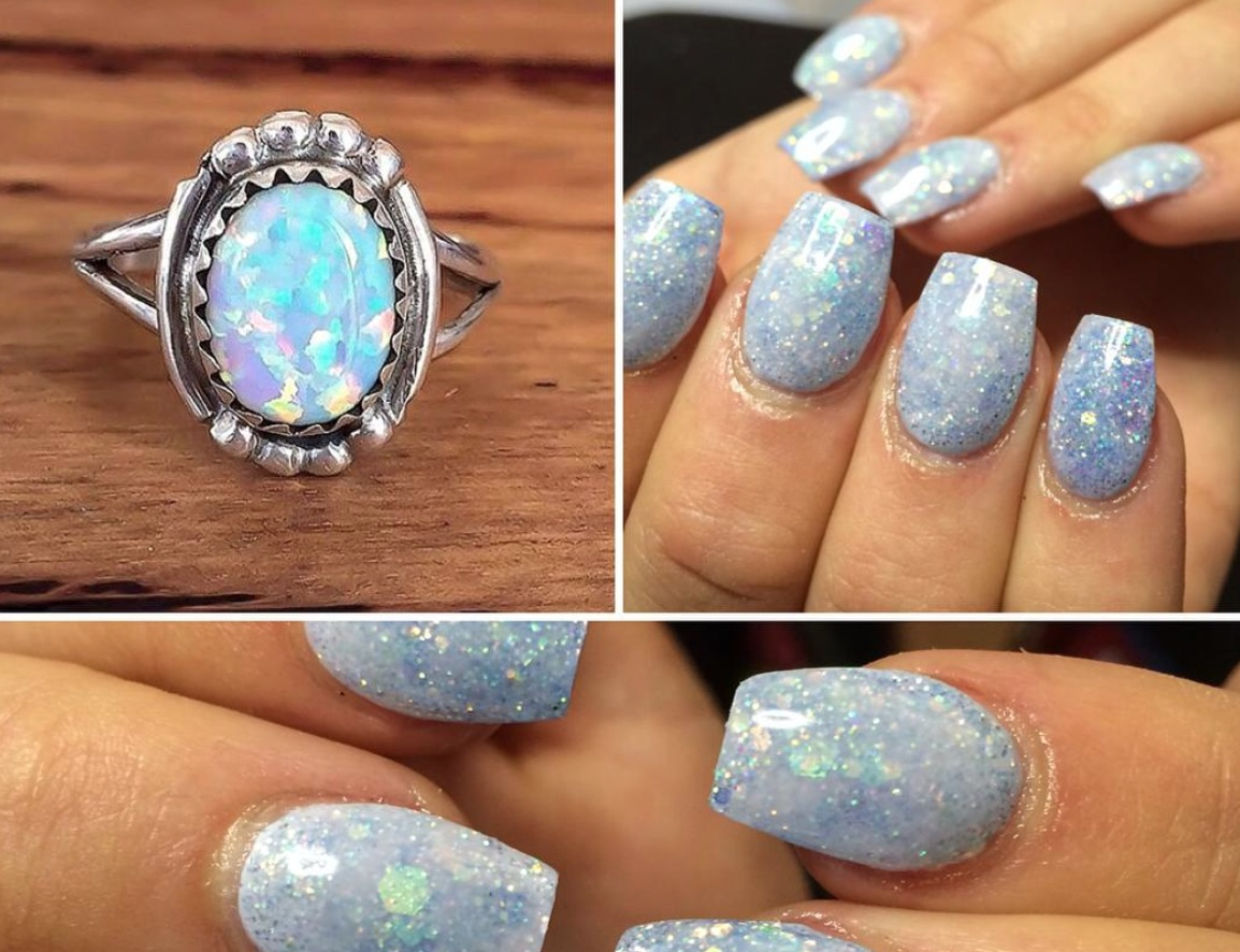 Opal Nails Are Taking Over Instagram And We Can T Look Away