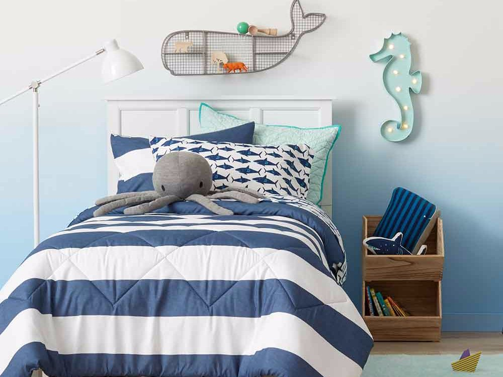 Three cheers for Target, who\'s introducing gender-neutral bedding ...