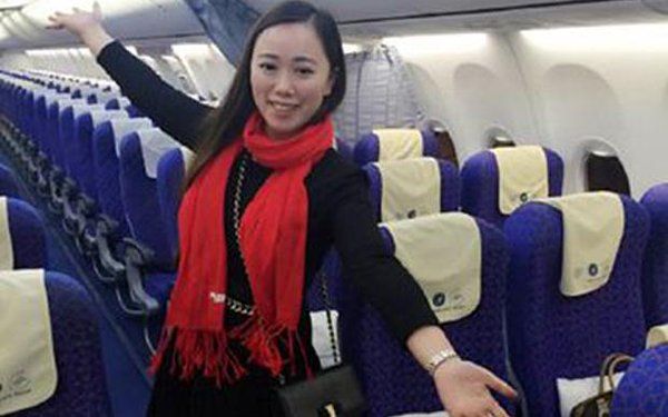How this woman ended up as the only passenger on a commercial 10-hour flight