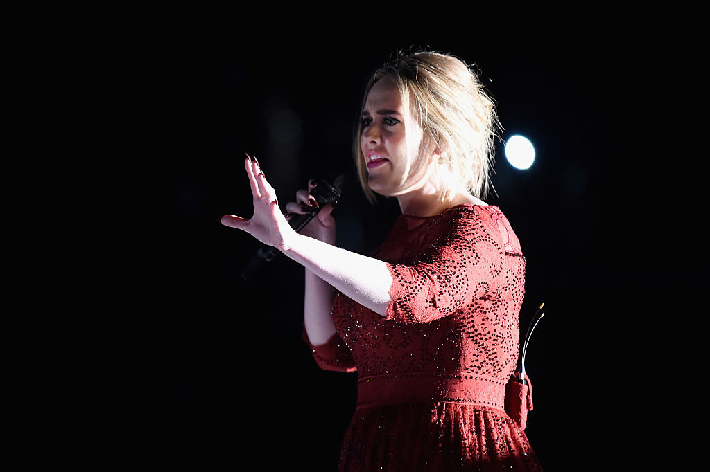 After Adele's snafu at the Grammys, she went and got In-n-Out, just like we all would