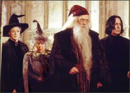 This is the shockingly mundane thing you never noticed was missing from Hogwarts