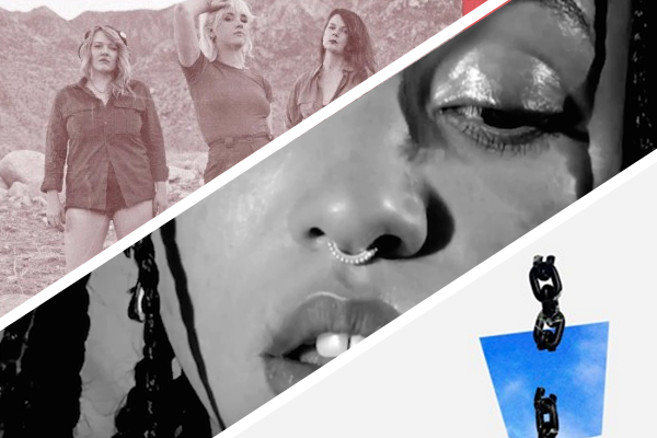 Get over your winter blues with the best new music of the week