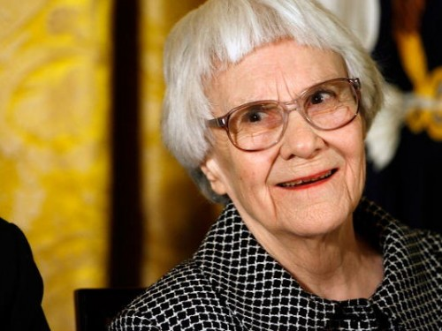 A rejection from Harper Lee came in the form of the nicest handwritten note