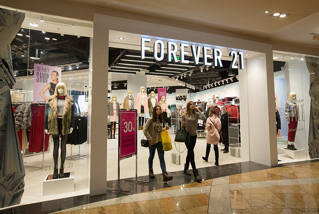 how to open a forever 21 store