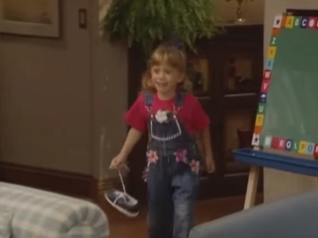 25 Times Michelle Tanner S Wardrobe Totally Foreshadowed