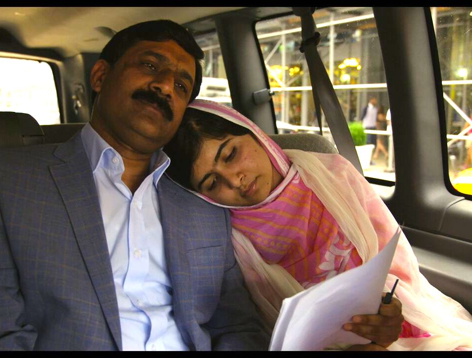 What happened when I went to London to interview Ziauddin Yousafzai, father of Malala