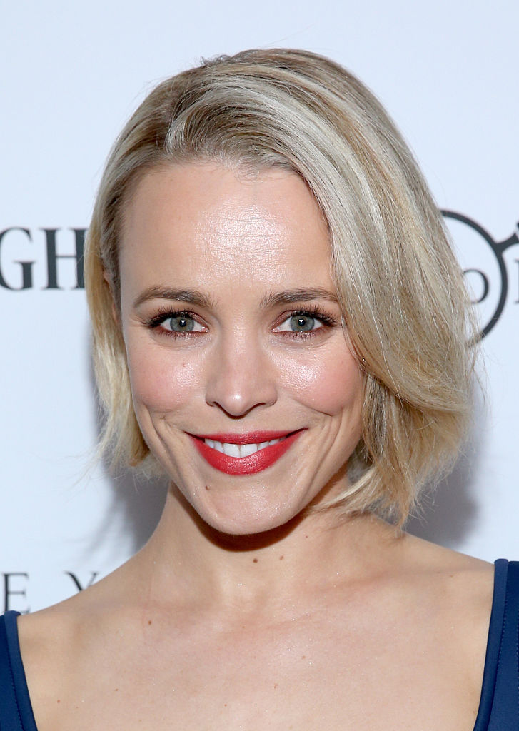 "LOS ANGELES, CA - FEBRUARY 24:  Actress Rachel McAdams attends Vanity Fair and Barneys New York Private Dinner Celebrating ""Spotlight"" Director Tom McCarthy at Chateau Marmont on February 24, 2016 in Los Angeles, California.  (Photo by Jonathan Leibson/Getty Images for Vanity Fair)"