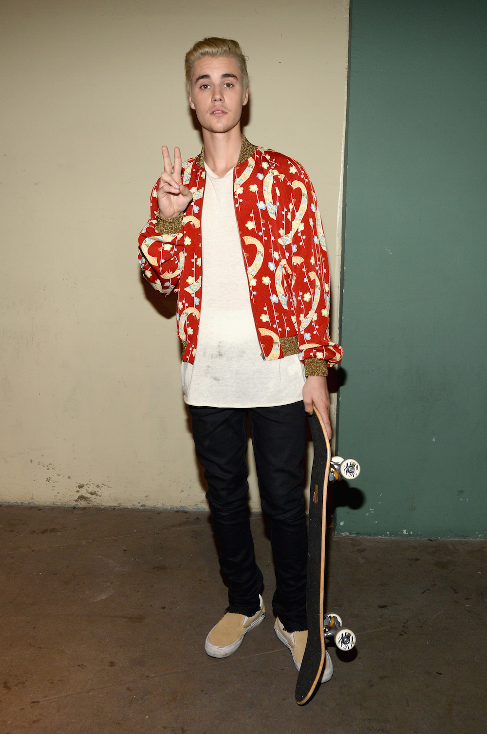 justin bieber's style evolution is hilariously