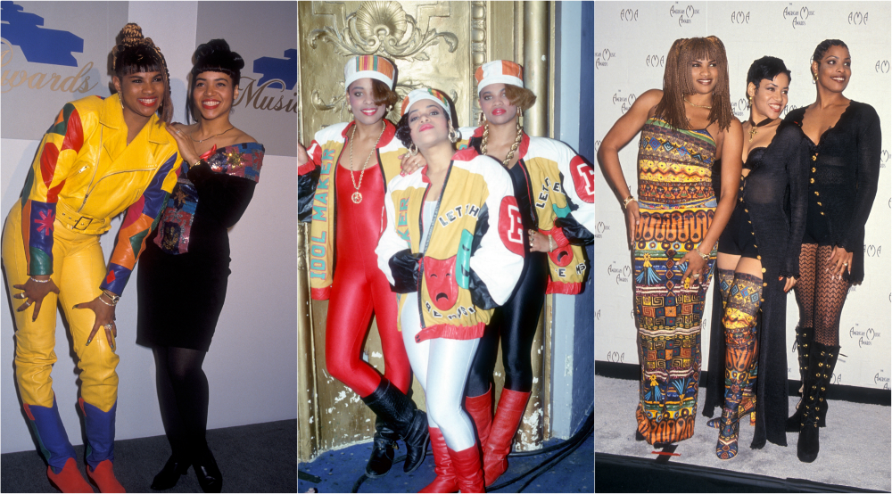 90s Hip Hop Fashion Trends Women Images Galleries With A Bite