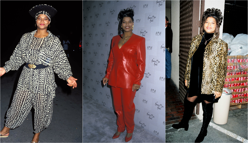 The women of \u002790s hip,hop and RB whose iconic style we