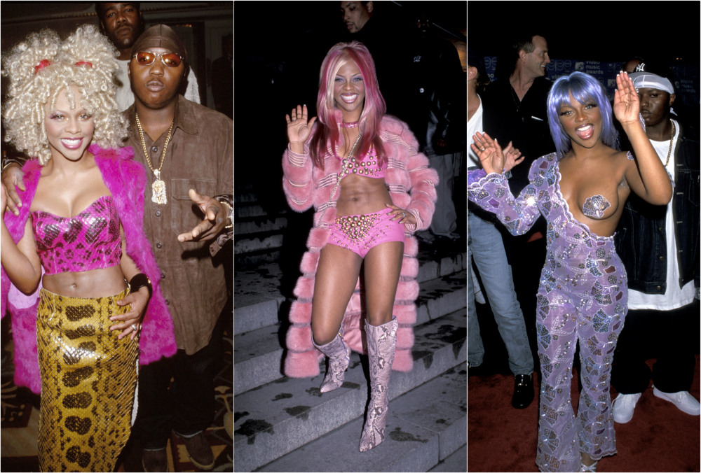 The Women Of 90s Hip Hop And R Amp B Whose Iconic Style We Wanted