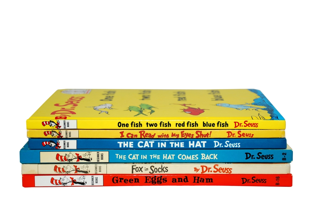 """""""You can steer yourself in any direction you choose"""" and other life lessons from Dr. Seuss"""