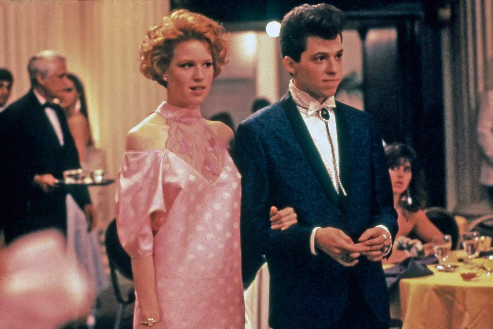 Molly Ringwald Actually Hated Her Prom Dress In Pretty In Pink