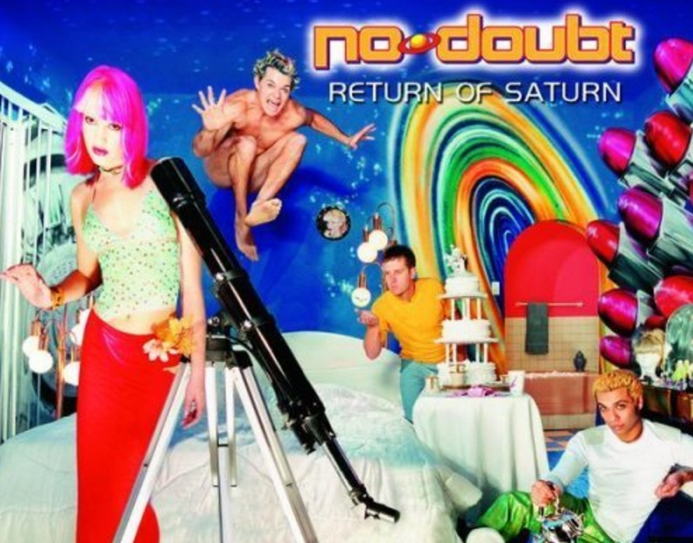 "No Doubt's ""Return of Saturn"" finally makes sense — now that I've hit my own Saturn return"