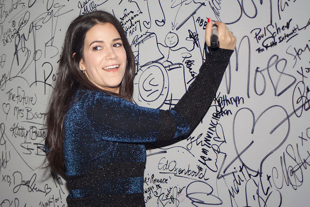 Abbi Jacobson's new illustrated book takes a peek inside celebrities bags