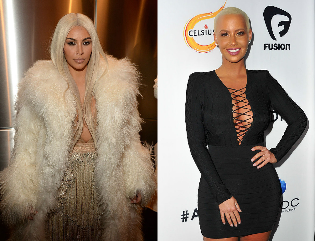 Amber Rose's defense of Kim Kardashian's nude selfie is an act of solidarity