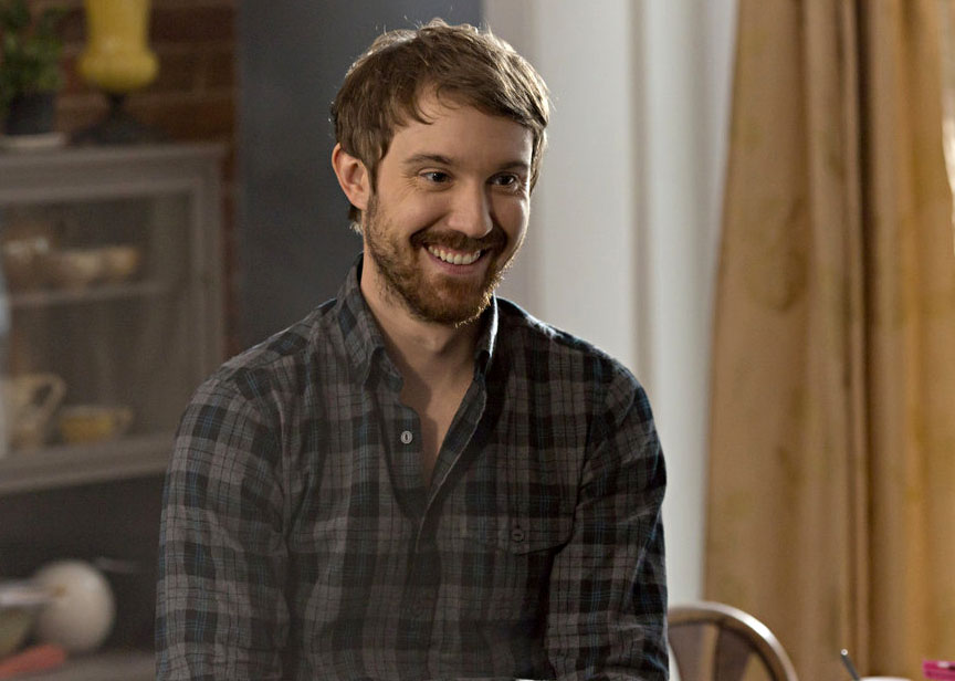 BEING HUMAN --  There Goes The Neighborhood Part III  Episode 413 -- Pictured: Sam Huntington as Josh Levison -- (Photo by: Pana Pantazidis/Syfy).