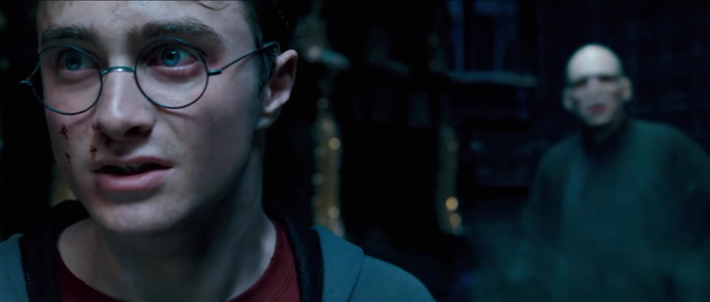 """Someone made a """"Harry Potter"""" trailer that channels """"Star Wars"""" vibes in the best way"""