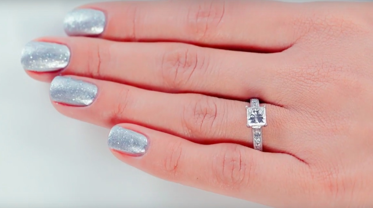The gorgeous way engagement rings have evolved over the last 100 ...