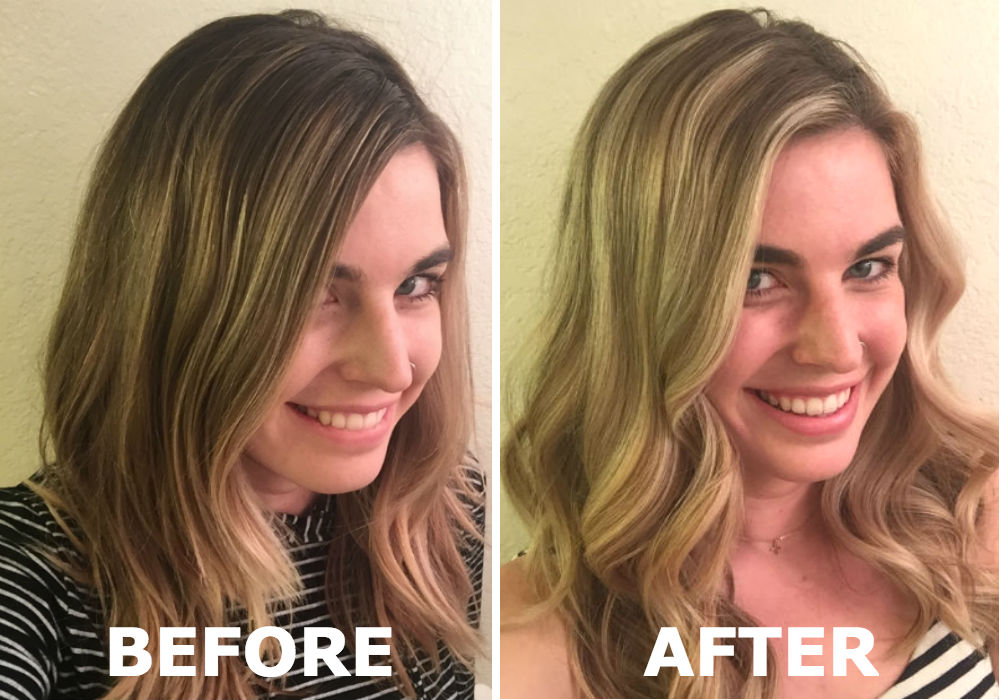 Kim Kardashians Beauty Advice Completely Changed My Hair Hellogiggles