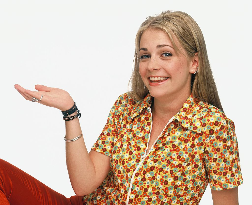 "Melissa Joan Hart says a ""Sabrina The Teenage Witch ... Sabrina The Teenage Witch"