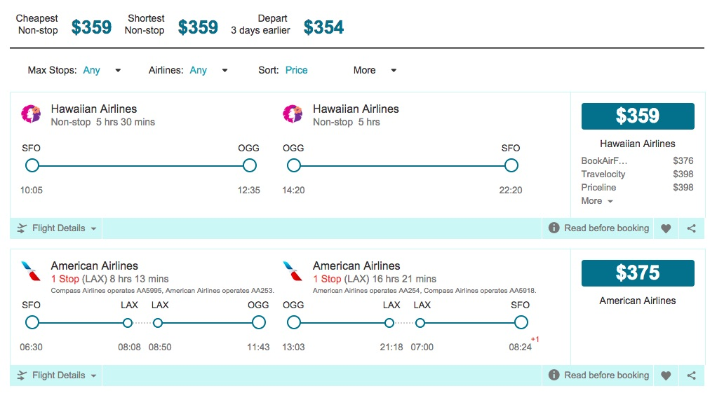 "This website finds airfare ""mistakes"" so we can fly for super cheap"