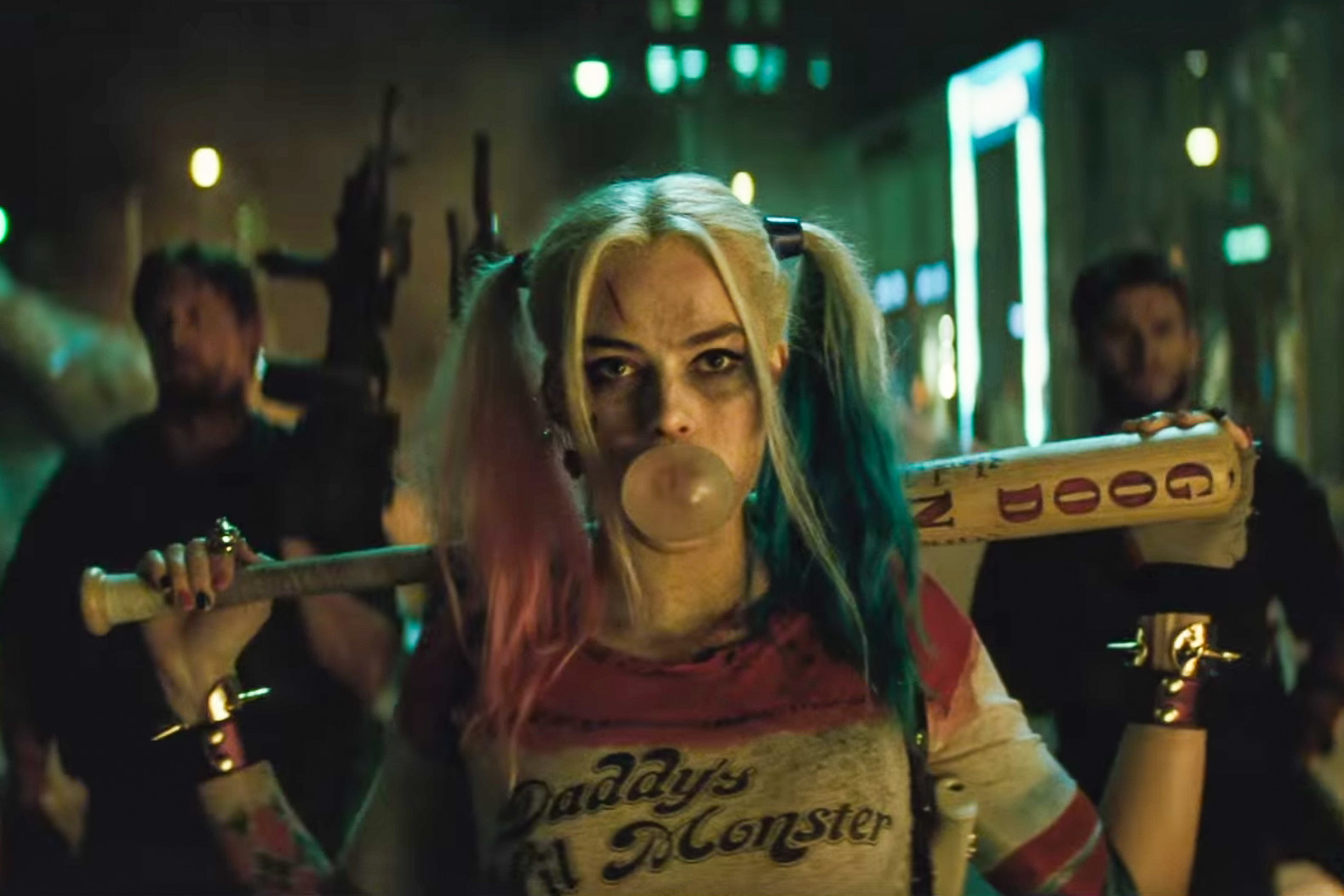 """So, Warner Bros. ordered some reshoots for """"Suicide Squad"""" and here's why"""