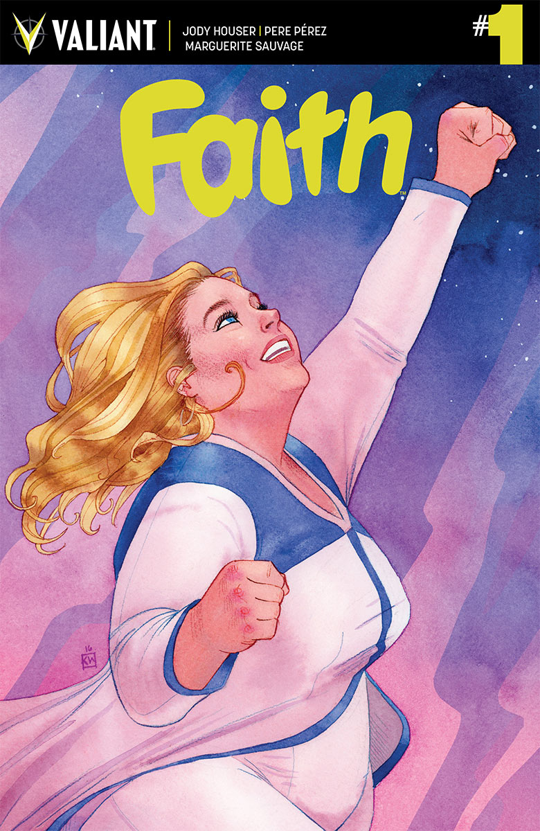 A plus-size superhero finally has her own series, and we are all in