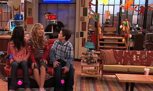 Icarly Carly S New Room Full Episode