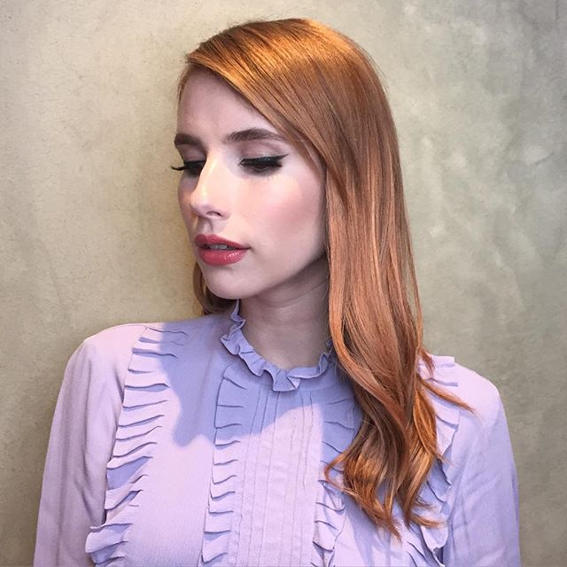 Rose Gold Hair Is The Color Trend Of 2016
