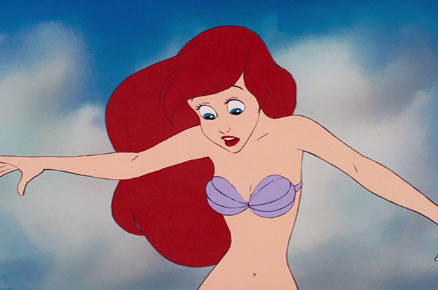 15 times Disney characters basically summed up being on your period