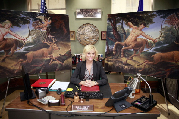 """What """"Parks and Recreation"""" taught me about IRL politics"""