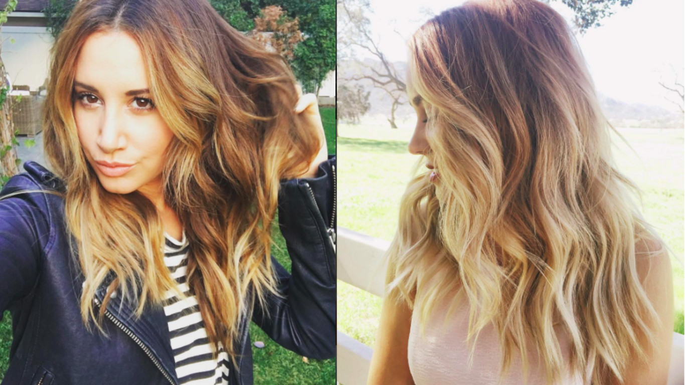 This new tutorial will give you chic wavy hair like lauren conrad this new tutorial will give you chic wavy hair like lauren conrad and ashley tisdale urmus Gallery
