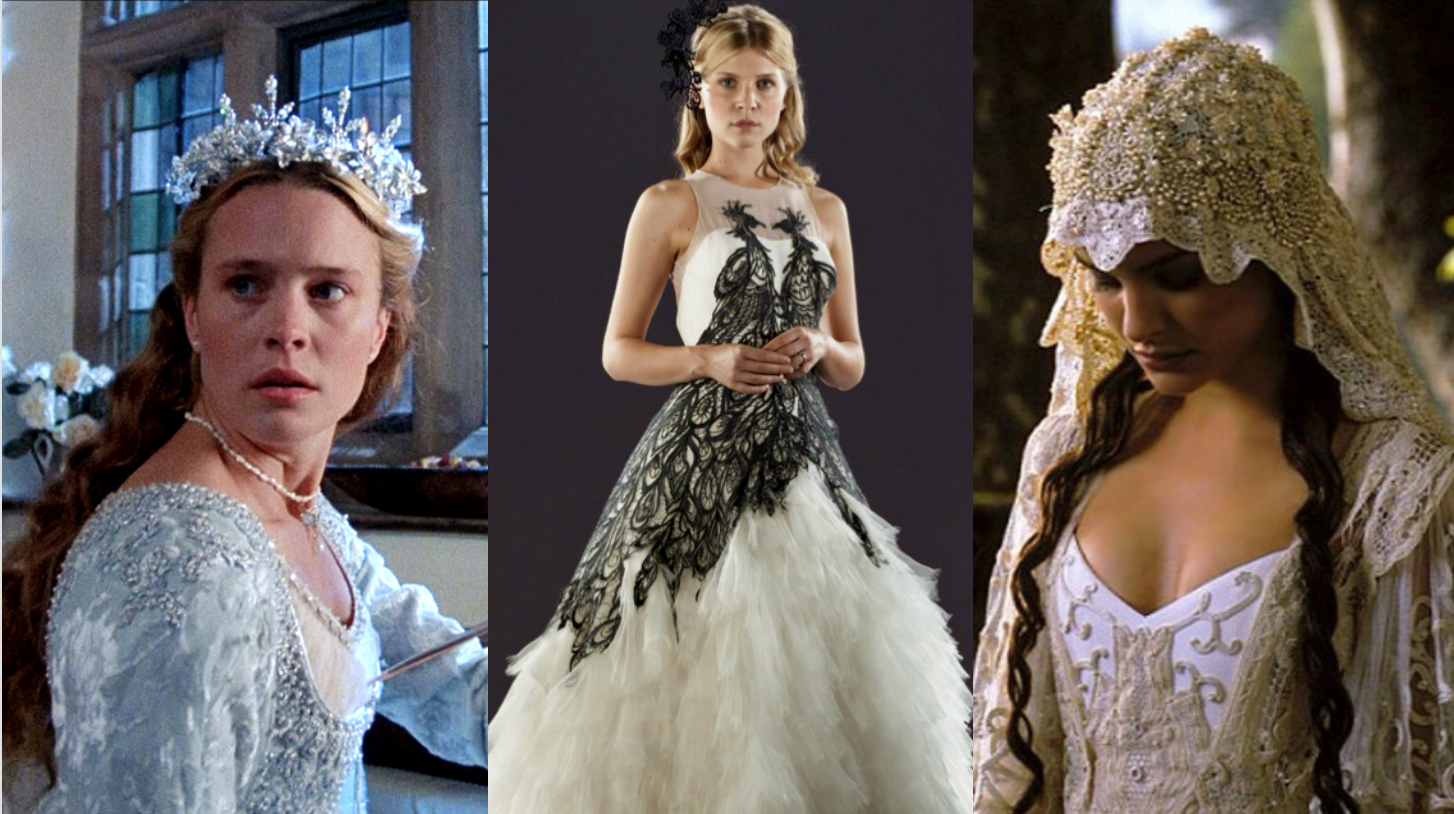 27 Iconic Movie Wedding Dresses That Will Give You All The #gowngoals