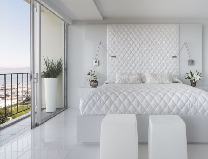 Interior Decoration For Anyone Obsessed With All White Apartments