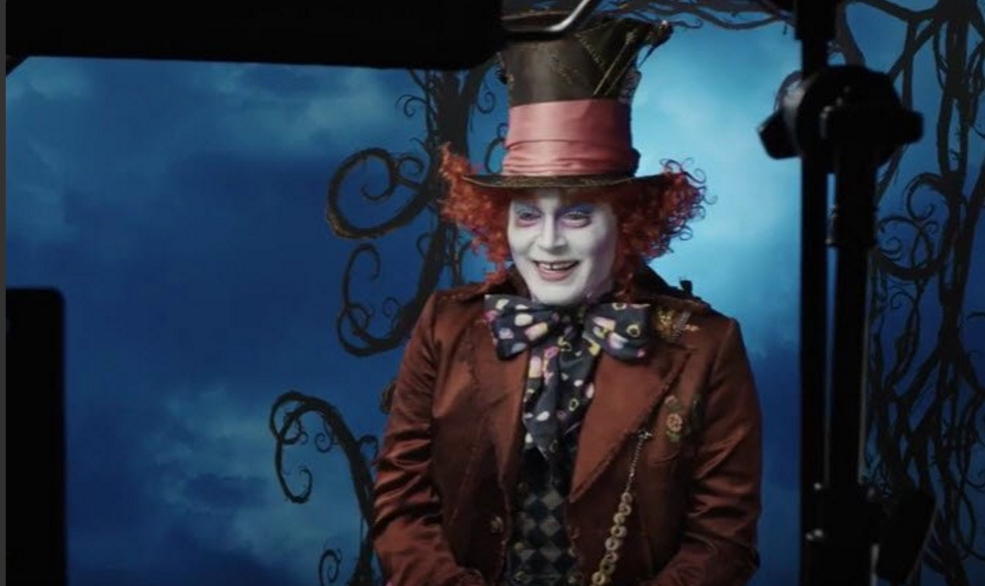 Johnny Depp stunned Disneyland visitors in the most awesome way