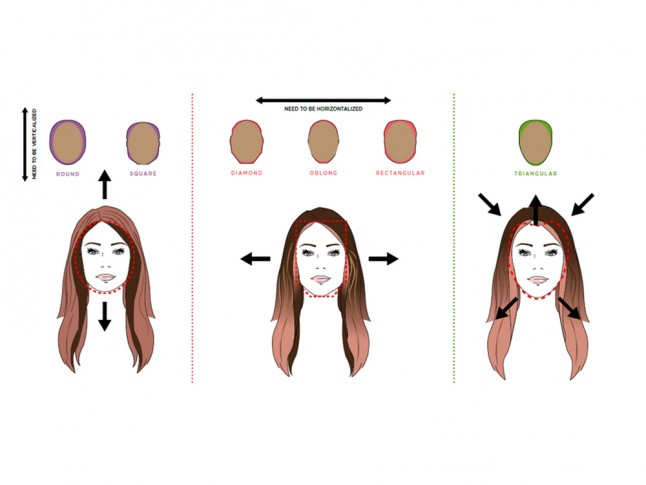 Hair contouring is a thing and here's how you do it