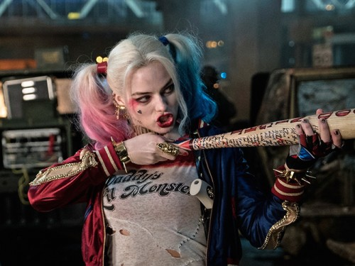 Harley Quinn is going to star in a new all-female superhero movie, and we'll be first in line